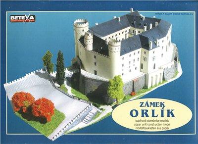 Chauteu de Orlik